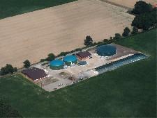 Bioplynová stanice Drebber